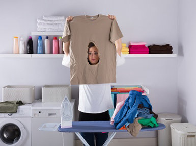 Ironing Online Bundle, 3 Certificate Courses