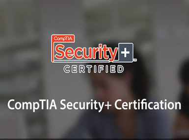 Certificate In CompTIA Security+ Certification (Exam number SY0-501) Online Course