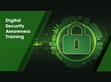 Digital Security Awareness Training Online Certificate Course