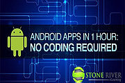 Certificate In Android Apps in 1 Hour: No Coding Required Online Course
