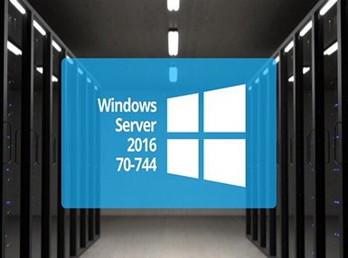 Microsoft 70-744: Securing Windows Server 2016 Online Certificate Course