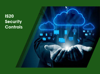 Certificate In IS20 Security Controls Online Course
